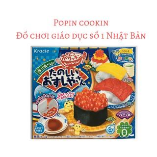 Popin Cookin Happy Sushi House – Đồ chơi nấu ăn – Bộ làm sushi Nhật