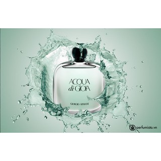 Nước Hoa Nữ Acqua Di GIOIA Eau De Parfum 100ml - Hương Tươi Mát,Sảng Khoái Như Lý Nước Đá Giữa Nắ thumbnail