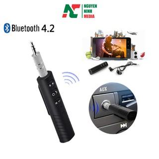 [Mã ELFLASH5 giảm 20K đơn 50K] Thiết bị biến loa thường, tai nghe thường thành bluetooth - Car Bluetooth Reciever