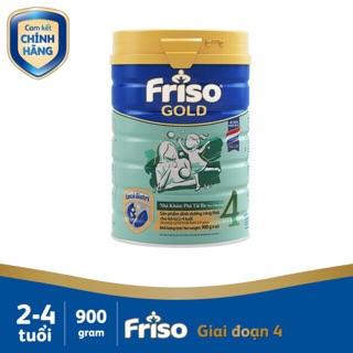 Sữa Friso gold 4 900g(Date mới nhất) thumbnail