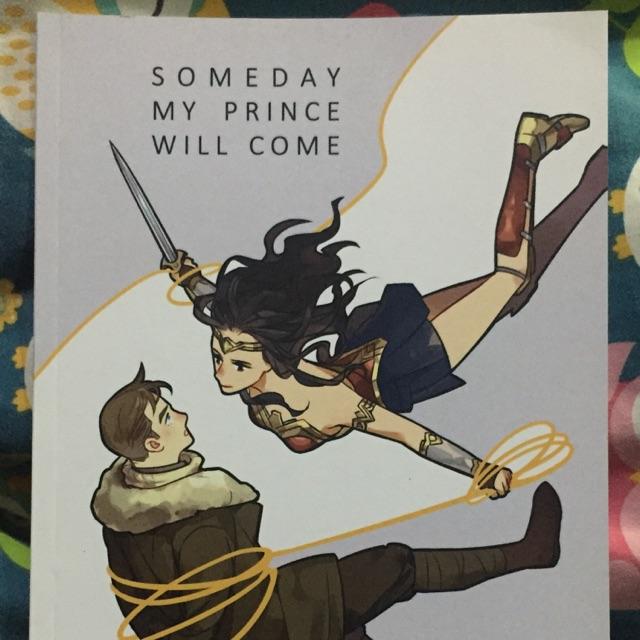 โดจิน Steve Diana Someday My Prince Will Come
