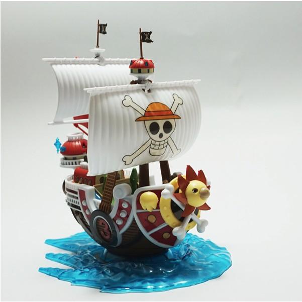 Mô Hình Thuyền Tàu One Piece Luffy Thousand Sunny Mũ Rơm Hàng Chuẩn Loại Đẹp