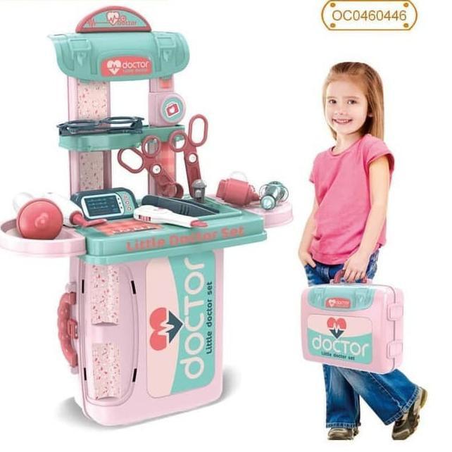 ̄➺ Bộ đồ chơi bác sĩ 3 trong 1 chất lượng cao dành cho bé