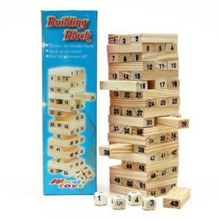 [Nhập TOYMAR giảm 10%] Bộ rút gỗ Size lớn, cỡ đại giúp bé chơi đã hơn- rẻ nhất shopee