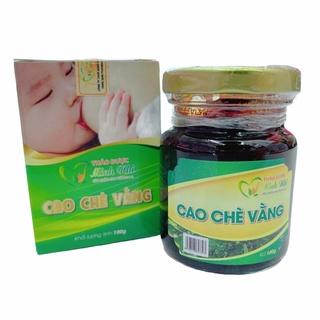 Cao Chè Vằng Minh Nhi - hộp 100g thumbnail