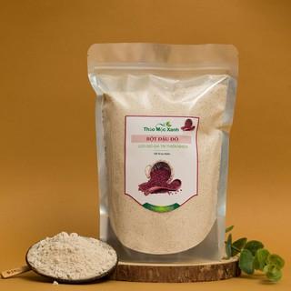 Bột đậu đỏ nguyên chất nhà làm 1kg