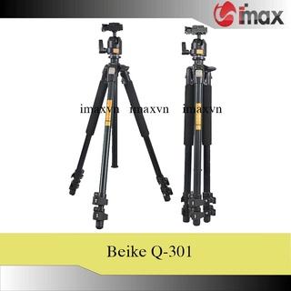 Chân máy ảnh Tripod Beike Q-301 thumbnail