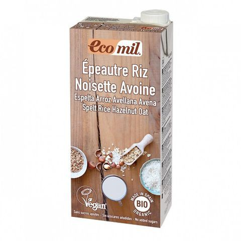 Nước uống từ lúa mì yến mạch và hạt phỉ hữu cơ Ecomil - 3054860 , 632474305 , 322_632474305 , 95000 , Nuoc-uong-tu-lua-mi-yen-mach-va-hat-phi-huu-co-Ecomil-322_632474305 , shopee.vn , Nước uống từ lúa mì yến mạch và hạt phỉ hữu cơ Ecomil