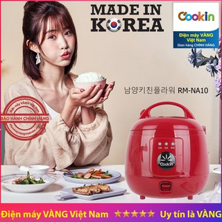 Nồi cơm điện Hàn Quốc Cookin RM-NA10 1.0l