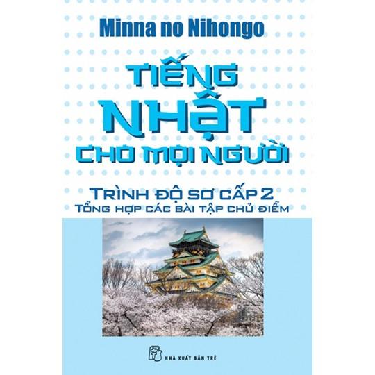 Sách: Tiếng Nhật cho mọi người - Tổng hợp các bài tập chủ điểm: Trình độ sơ cấp 02 - 3435606 , 734413003 , 322_734413003 , 40000 , Sach-Tieng-Nhat-cho-moi-nguoi-Tong-hop-cac-bai-tap-chu-diem-Trinh-do-so-cap-02-322_734413003 , shopee.vn , Sách: Tiếng Nhật cho mọi người - Tổng hợp các bài tập chủ điểm: Trình độ sơ cấp 02