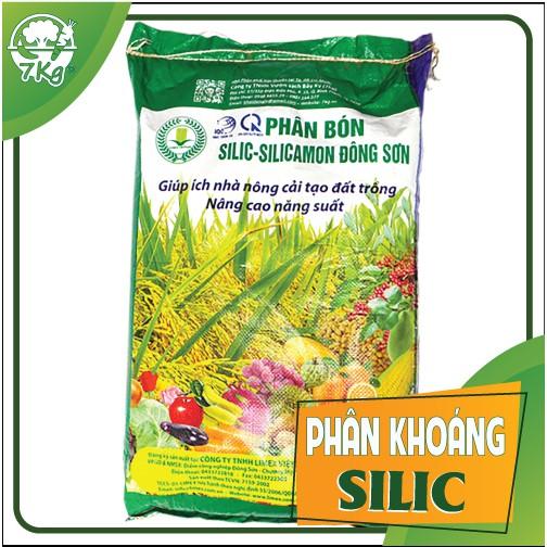 Phân khoáng Silic Silicamon Đông Sơn - 1kg