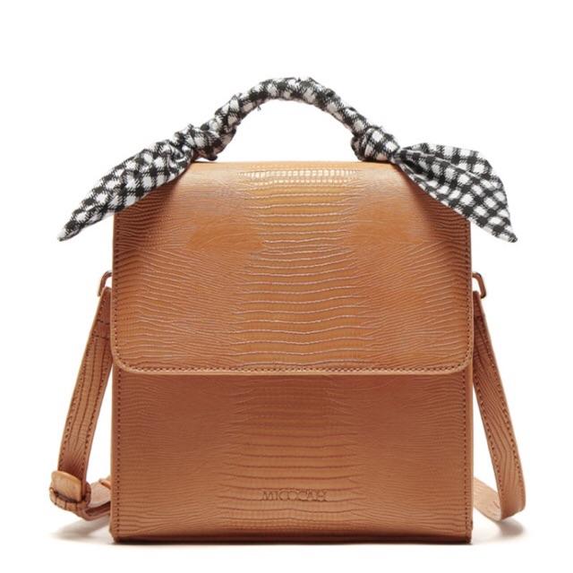 [Freeship đơn 99K toàn quốc_Tháng 7] Túi xách nữ Micocah bằng da chất chơi-da xịn cứng cáp-điệu đà đ