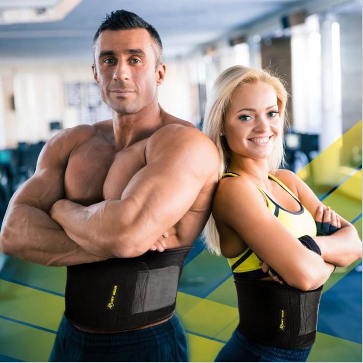 Đai lưng nịt bụng tập Gym HBT Gear - 3323248 , 829035449 , 322_829035449 , 169000 , Dai-lung-nit-bung-tap-Gym-HBT-Gear-322_829035449 , shopee.vn , Đai lưng nịt bụng tập Gym HBT Gear