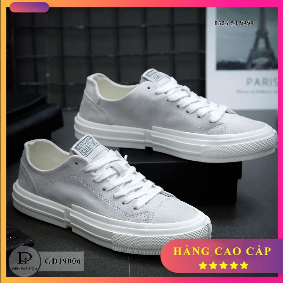 Giày da nam  - Sneaker  - [ Hàng ĐỘC quyền ] - Fullboxx - x4 mẫu
