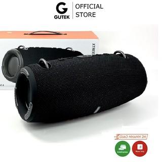 Loa Bluetooth Không Dây Siêu Bass Nghe Nhạc Hay Bass Trầm Dùng Được Usb Thẻ Nhớ Cổng 3.5 Gutek Xtreme 3