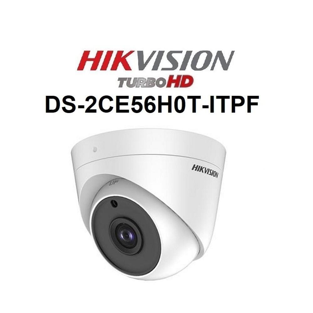 * Sản phẩm chính hãng * - CAMERA QUAN SÁT HIKVISION DS-2CE56H0T-ITPF.