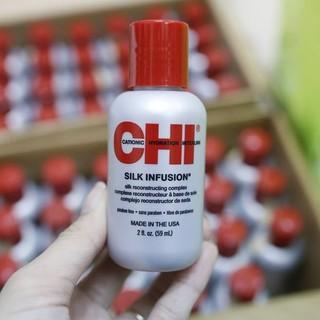 Dưỡng tóc CHI Silk Infusion. thumbnail