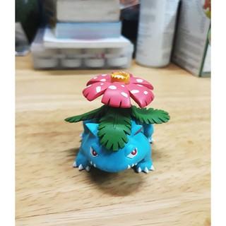 Mô hình Pokemon Venusaur Super Size Tomy ( No Box ) PKM134