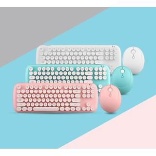 Bộ chuột và bàn phím không dây Mofii Candy X
