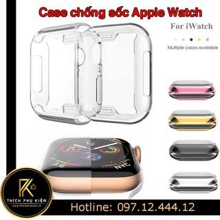 [Mã ELORDER5 giảm 10k đơn 20k] Ốp Chống Sốc Apple Watch/Case Chống Va Đập Đồng Hồ iWatch Series 1/2/3/4/5