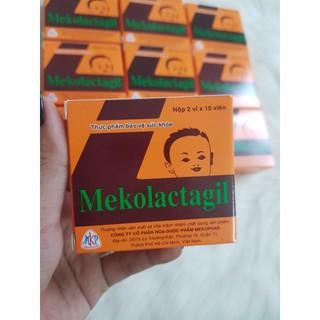 Tảo lợi sữa Mekolactagil