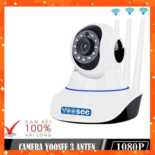 Camera Ip Yoosee Siêu Nét 3 Anten Phiên Bản 2