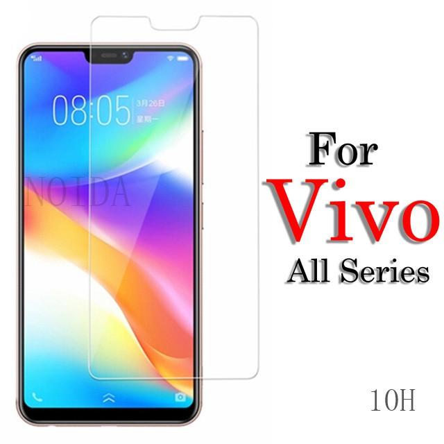 10H VIVO V3 V5 V7 V9 V11/X23 MAX Plus V17 U10 U3X V15 S1 PRO กระจก ฟิล์ม โฟกัส อุปกรณ์กันรอยหน้าจอ