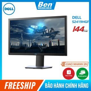 Màn hình máy tính Dell Gaming S2419HGF 24inch 144Hz FreeSync chuyên game - Màn hình Dell S2419HGF BH 36T thumbnail