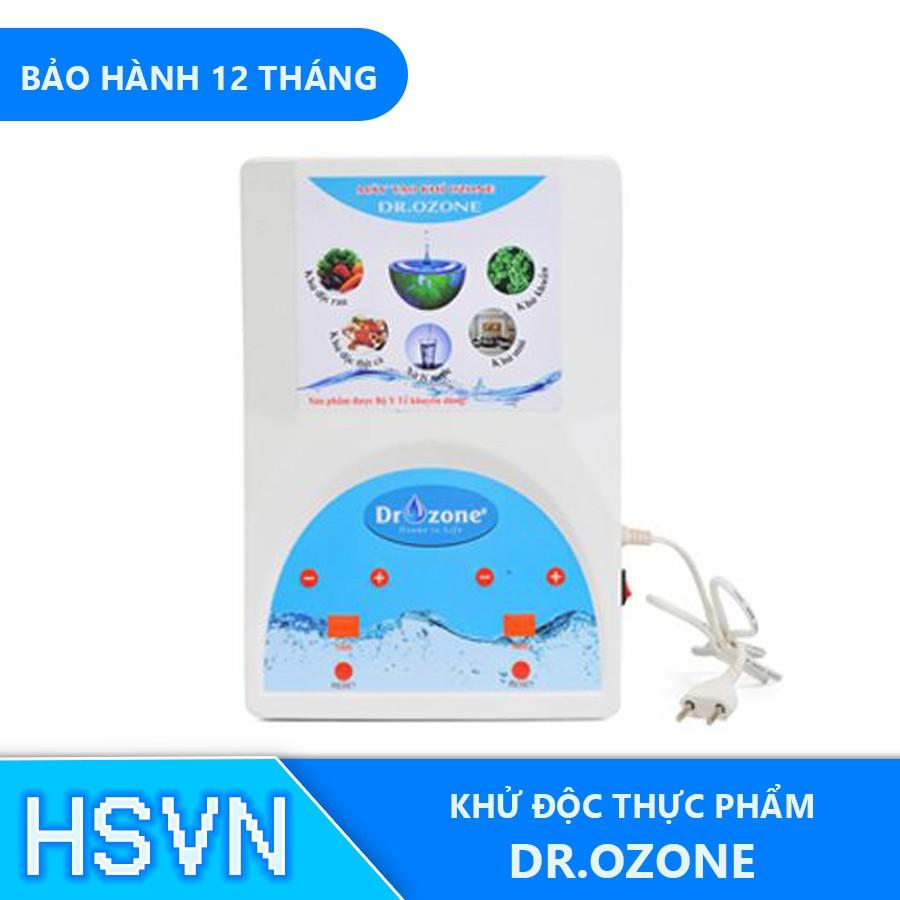 Máy khử độc thực phẩm Ozone DrOzone [ HSVN TOÀN CẦU ]