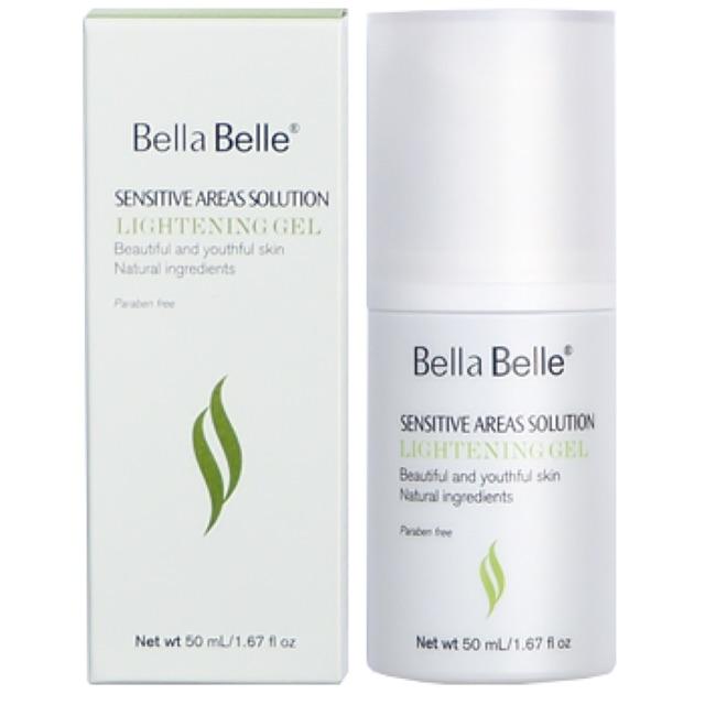 Gel dưỡng trắng da vùng nhạy cảm Bell Belle
