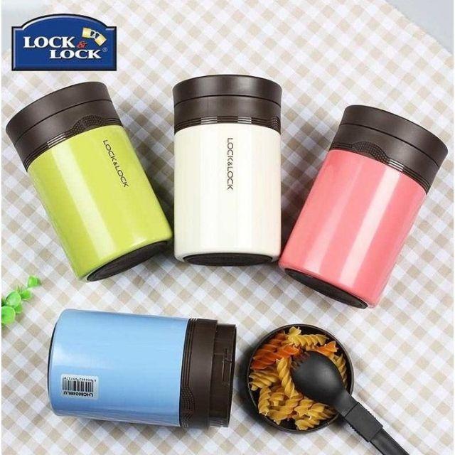 Bình giữ nhiệt Lock&Lock New Wave Food Jar 500ml