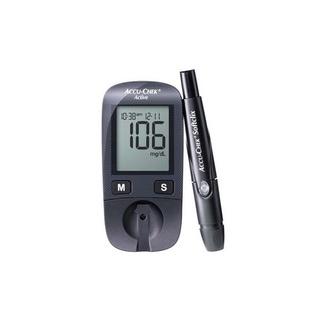 (Chính Hãng) [TRỌN BỘ] Máy đo đường huyết Accu-Chek Active, TẶNG 10 que thử, Bảo hành TRỌN ĐỜI 1 ĐỔI 1, Sản xuất tại Mỹ thumbnail