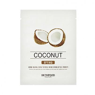 Mặt nạ dưỡng ẩm dừa tươi SkinFood Coconut Mask 18ml
