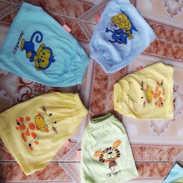 Set 10 quần chục cho bé