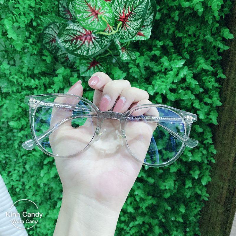 Gọng kính cận bo tròn cao cấp 2005 - Tiệm kính Candy