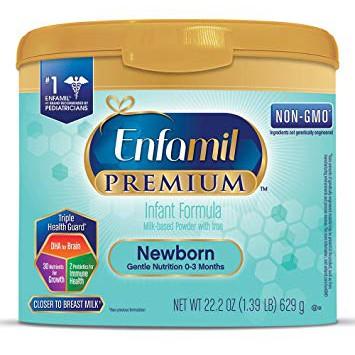 Sữa bột Enfamil Newborn Formula - hộp 663g (cho trẻ từ 0 đến 3 tháng)