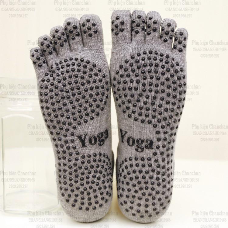 Vớ chống trượt Yoga nữ 32k / đôi