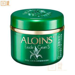 Sẵn hàng giao ngay - Kem xanh dưỡng da toàn thân Lô hội Aloins Eaude Cream thumbnail