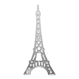 Paris The Eiffel Tower Cutting Dies Stencils Embossing Cards
