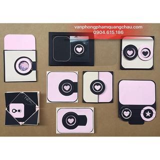 Bộ hiệu ứng Pink Camera