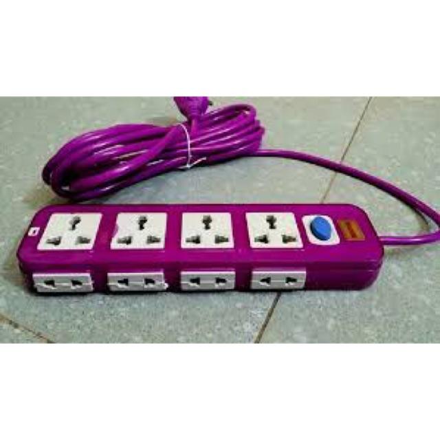 Ổ điện chống giật an toàn tiện dụng