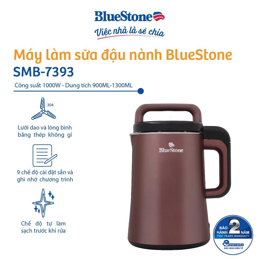 Máy làm sữa đậu nành BlueStone SMB-7393