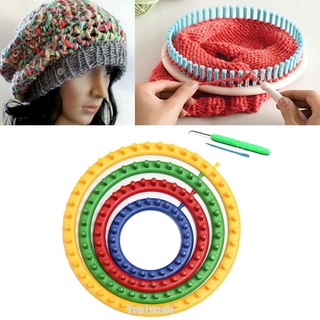 Knitting Looms Craft Kit Tool PP Durable Portable Sweater