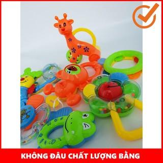 [GIÁ SỈ] Bộ đồ chơi xúc xắc 8 món cho bé