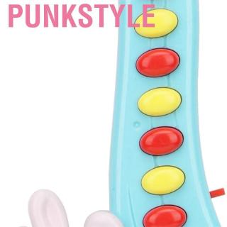 Punkstyle Children guitar toy electronic musical instrument model of mermaid nursery rhyme music songs educatio
