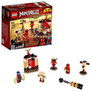 Lego Ninjago Samurai – Học Viện Ninja – 70680