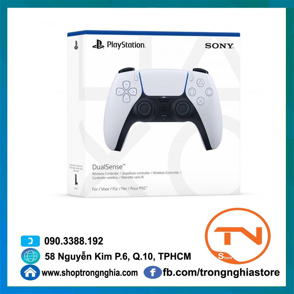 Tay Cầm PS5 - DualSense Controller PlayStation 5 Hàng chính hãng Sony Việt Nam