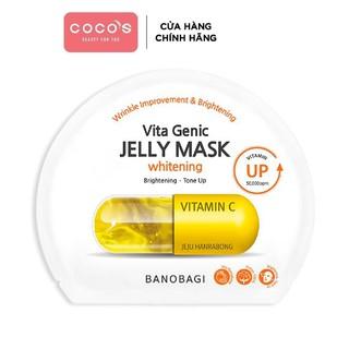 Mặt Nạ Dưỡng Da BanoBagi Vita Genic Whitening Jelly Mask 30ml - [BANOBAGI VÀNG] thumbnail