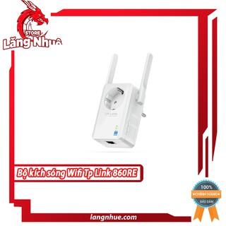 Bộ kích sóng Wifi Tplink 860RE 300Mbps (Hàng Chính Hãng)