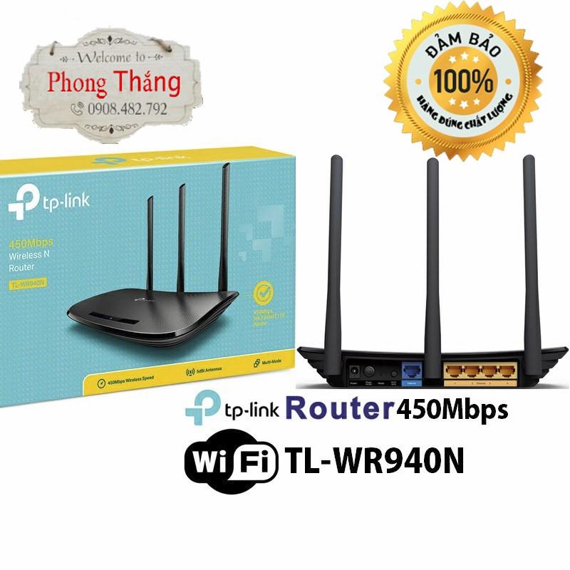 Wi-Fi Chuẩn N Tốc Độ 450Mbps - Tốc Độ Tải Nhanh